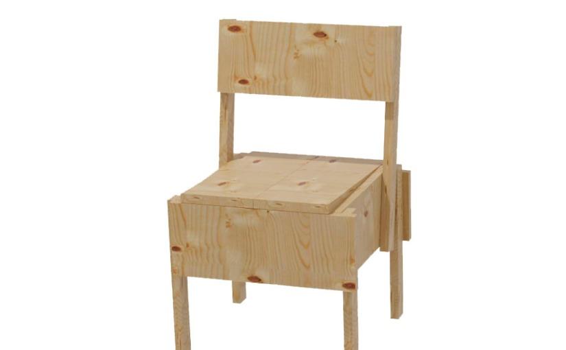 Chair Design Series, Part1