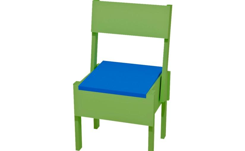 Chair Design Series, Part2
