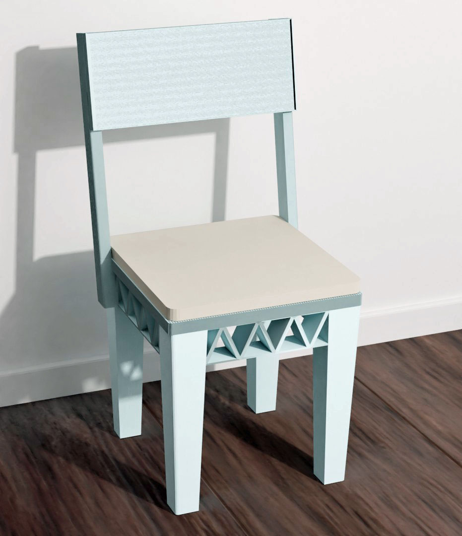 Chair Design Series, Part 3