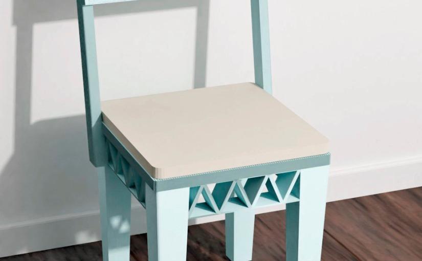 Chair Design Series, Part3