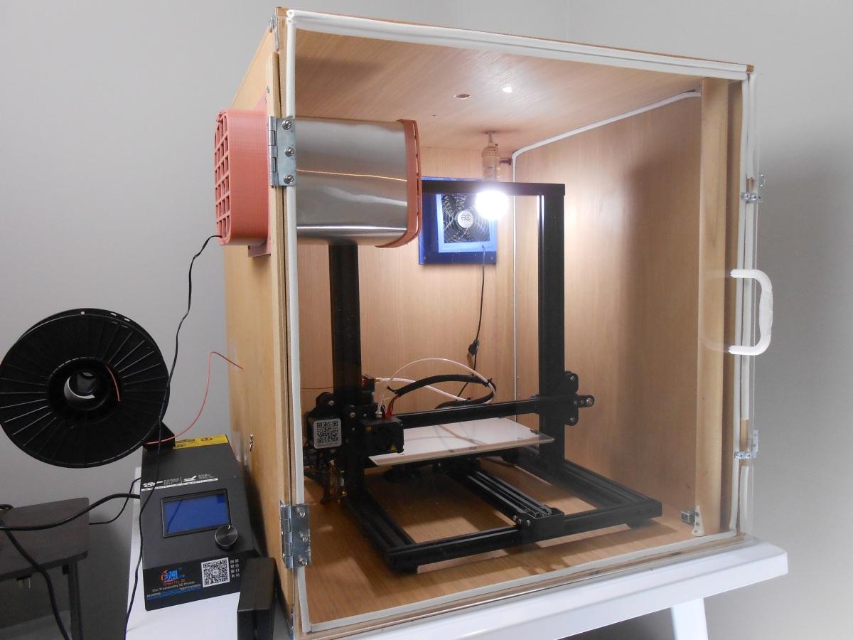 DIY 3D Printer EnclosureGuide