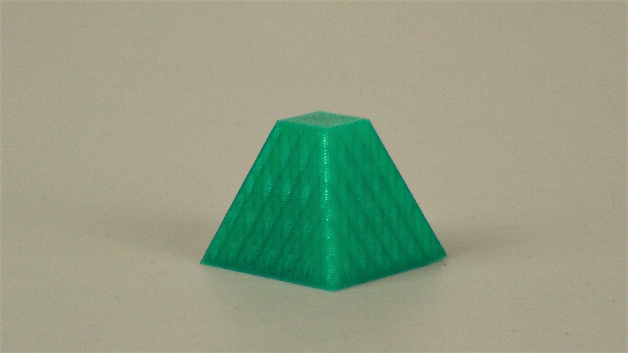 Cura's Triangles Infill