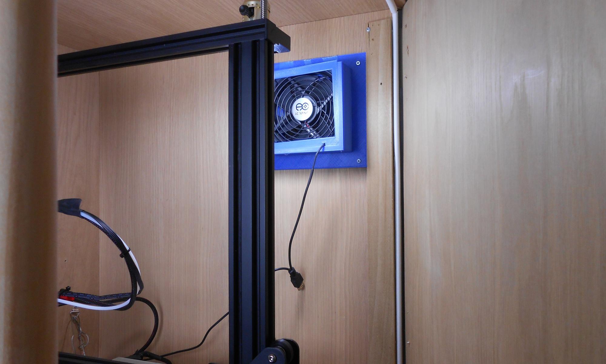 z_axis upgrade CR10 mini desktop-am.computer