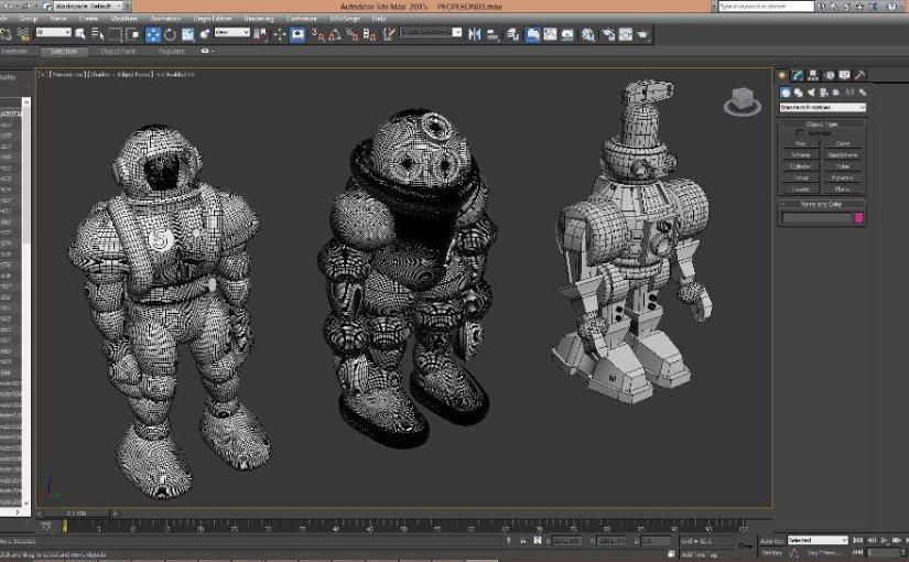 Software for 3D Printing – 3D Modeling Software/Slicers/3D PrinterHosts